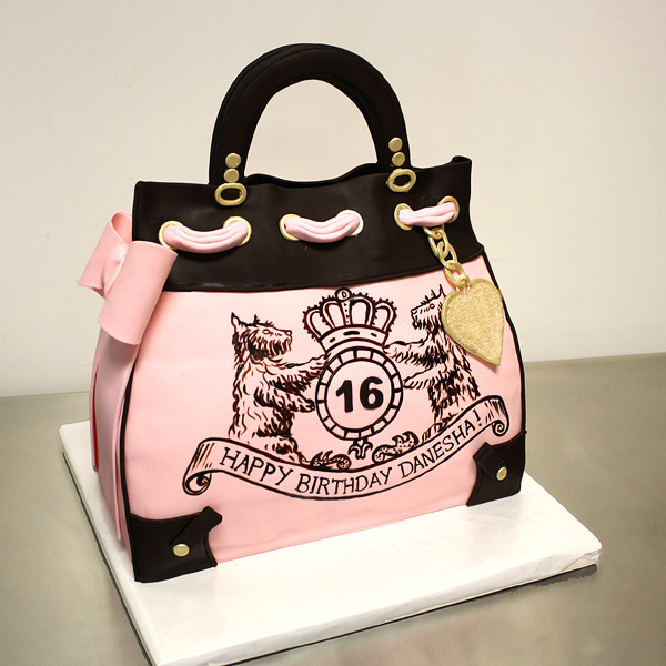Juicy Couture Cakes Prices